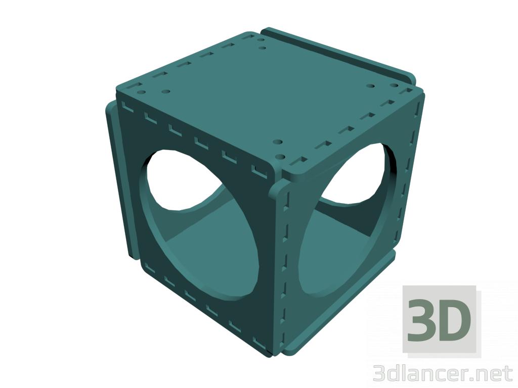 3d model Trough - preview
