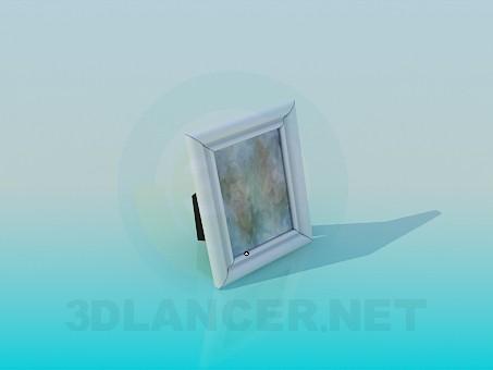 3d моделювання Рамка для фото модель завантажити безкоштовно