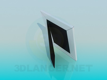 3d model Photo frame - preview